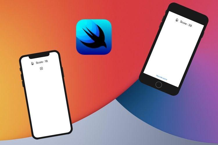 Une formation en français pour apprendre Swift et SwiftUI pour iOS14 à 49,5€