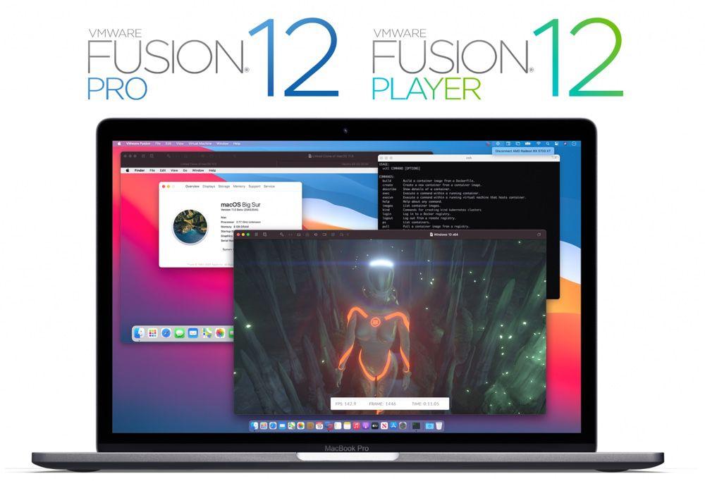 Vmware Fusion For Catalina