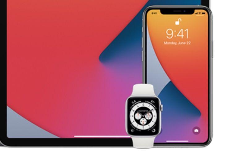 watchOS 7 : il est impossible de restaurer une AppleWatch sous une version précédente stable de watchOS