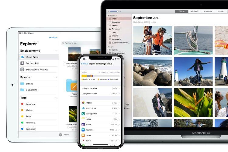 Apple One : des bundles pour les services d'Apple, y compris iCloud