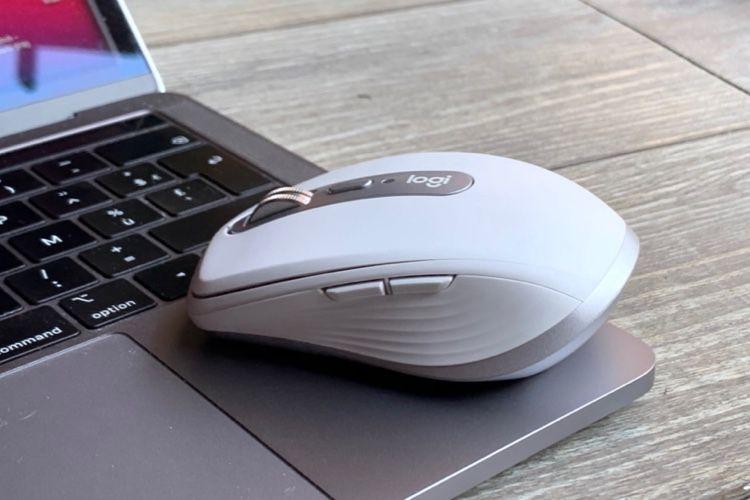 Test de la souris Logitech MX Anywhere 3 pour Mac et iPad