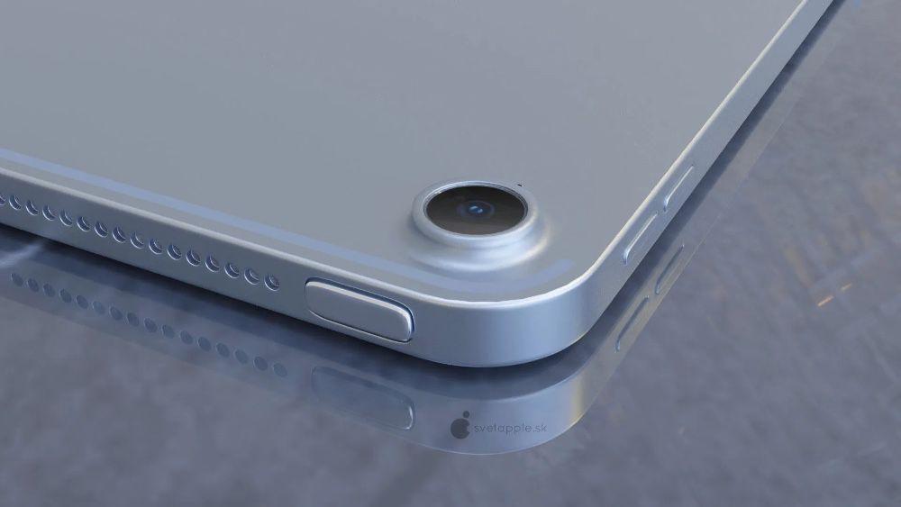 Un iPad qui a l