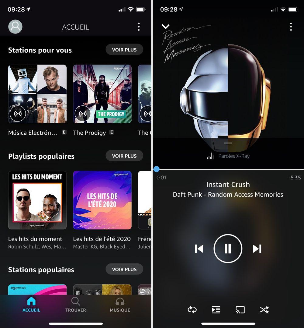 L'offre Amazon Music HD maintenant disponible en France (avec trois mois gratuits)