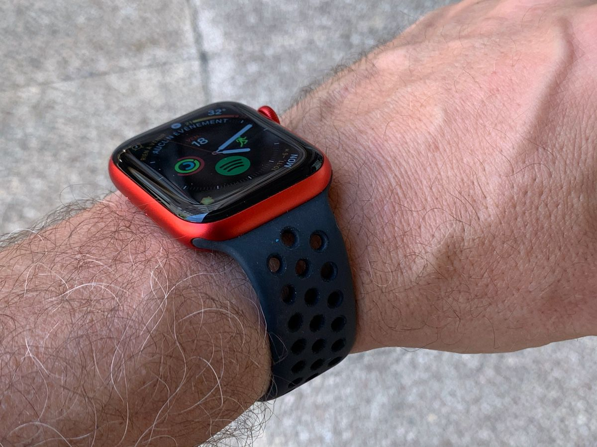 Apple Watch Series 6 : iFixit vient de finir son examen approfondi