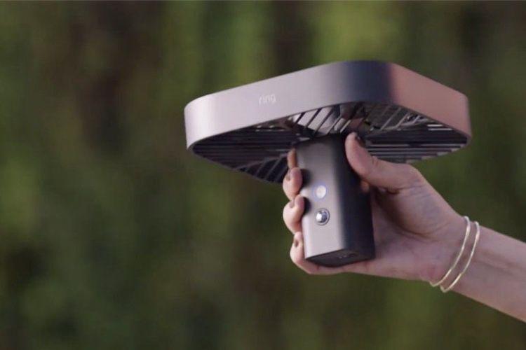 Amazon lance un drone espion qui vole dans la maison