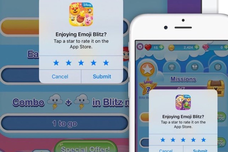AppStore : ces techniques discrètes pour recevoir de bonnes étoiles