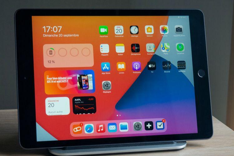 Test de l'iPad 8: du pareil au mieux