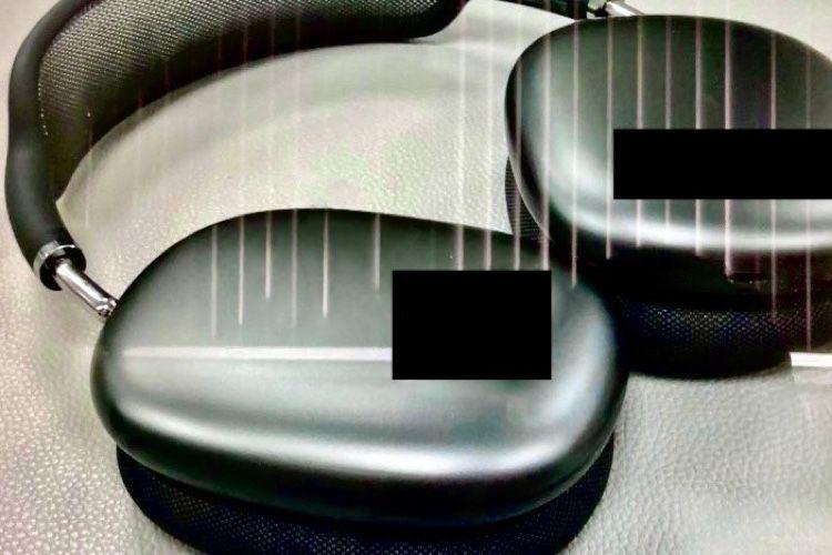 Première image du futur casque Apple?