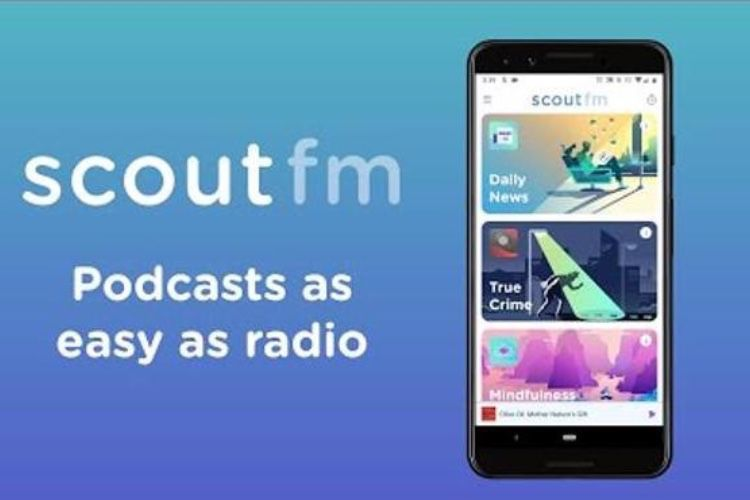 Apple a acheté Scout FM, qui transforme les podcasts en stations de radio