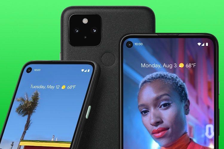 Pixel 5, Pixel 4a 5G, Chromecast, Nest Audio : Google joue la carte du prix