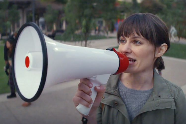 video en galerie : Pub Apple : ne partagez pas tout et n'importe comment