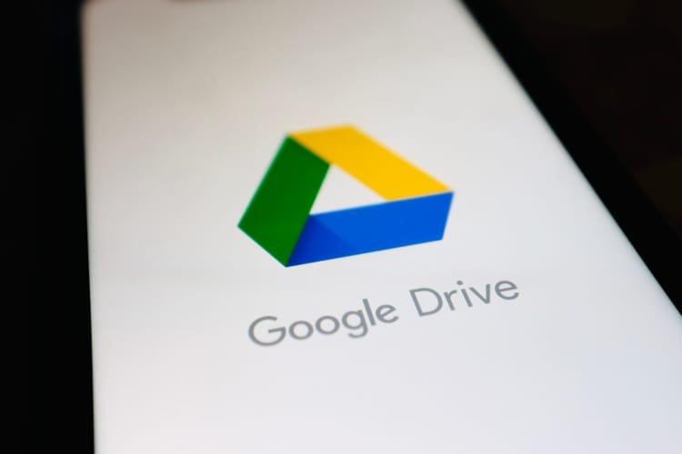 Google Drive supprimera bientôt le contenu de sa corbeille après 30 jours