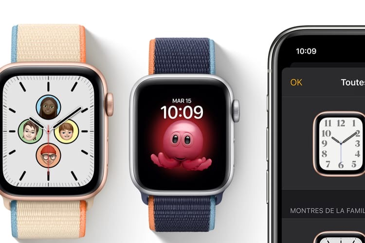 Apple Watch : comment mettre en place la configuration familiale