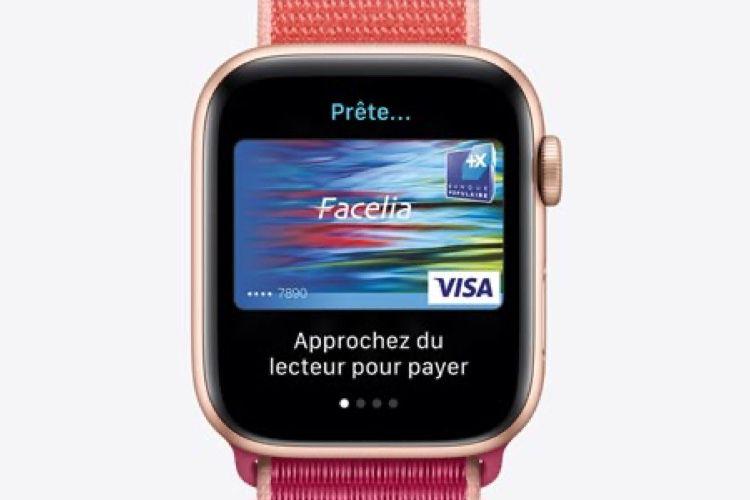 watchOS 7.0.1 ne vous empêchera plus de payer