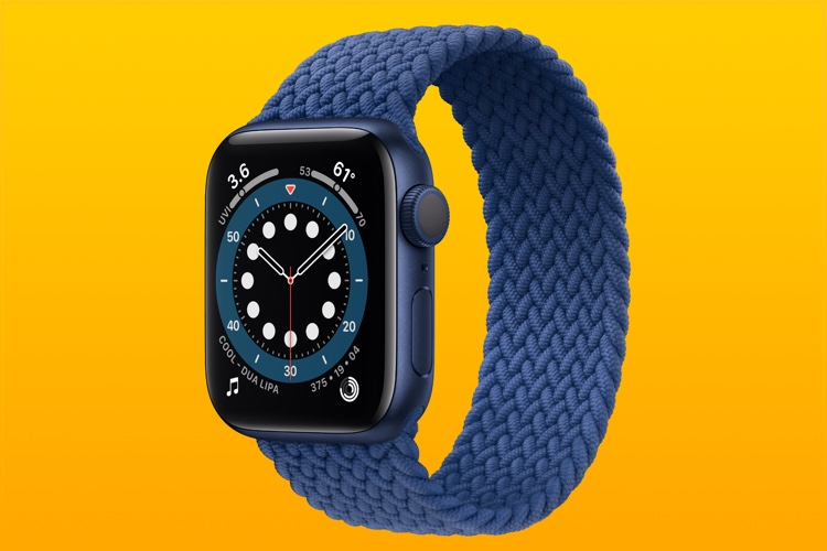 Choisissez bien la taille de la Boucle unique commandée avec une Apple Watch
