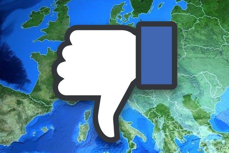 Transfert des données EU vers US : Facebook menace de quitter l'Europe 🆕