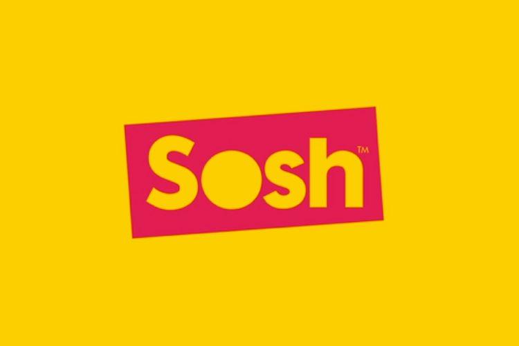 Le forfait Sosh 20 Go à 19,99€va passer à 40 Go