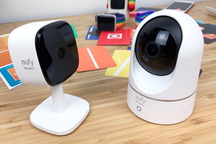 Test des Eufy Indoor Cam 2K : la vidéo sécurisée HomeKit à prix canon