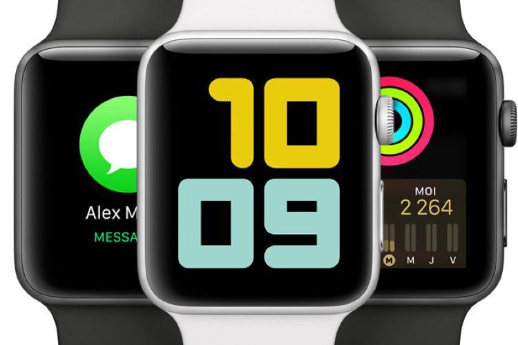 AppleWatch : baisse de prix sur des réparations