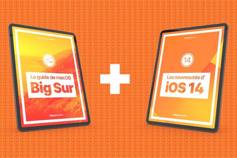 Notre livre «Les nouveautés d'iOS14» est disponible à la vente!