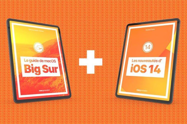 Notre livre «Les nouveautés d'iOS 14» est disponible à la vente!