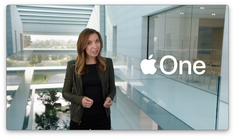 Apple One, l'abonnement tout compris aux services d'Apple
