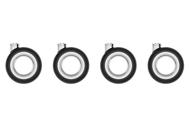 Promo : 30 % de réduction sur le kit de roulettes pourMacPro