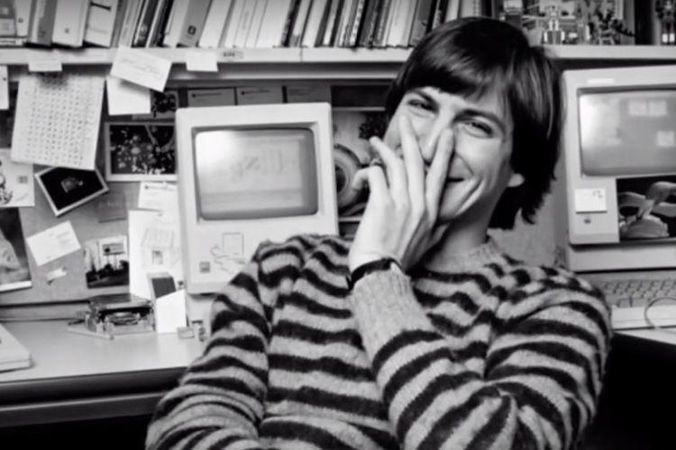 D'anciens enregistrements d'un Steve Jobs visionnaire refont surface