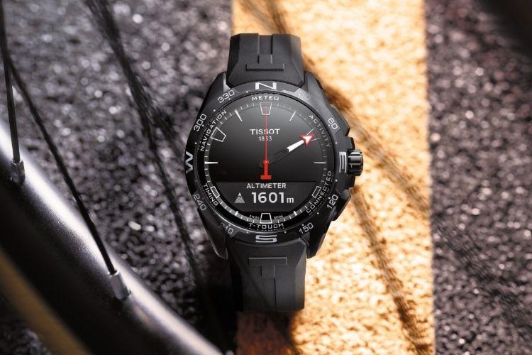 Tissot lance sa première montre connectée Swiss Made