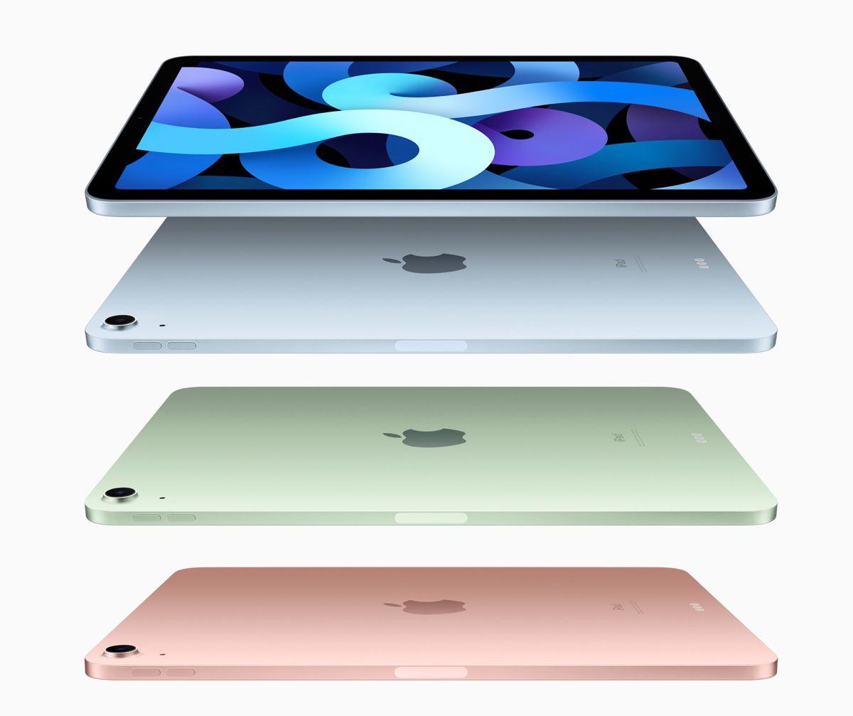 Apple officialise l'iPad Air de quatrième génération