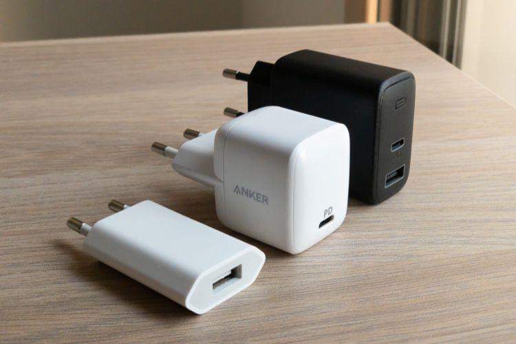 Quel chargeur USB-C acheter pour l'iPhone12?