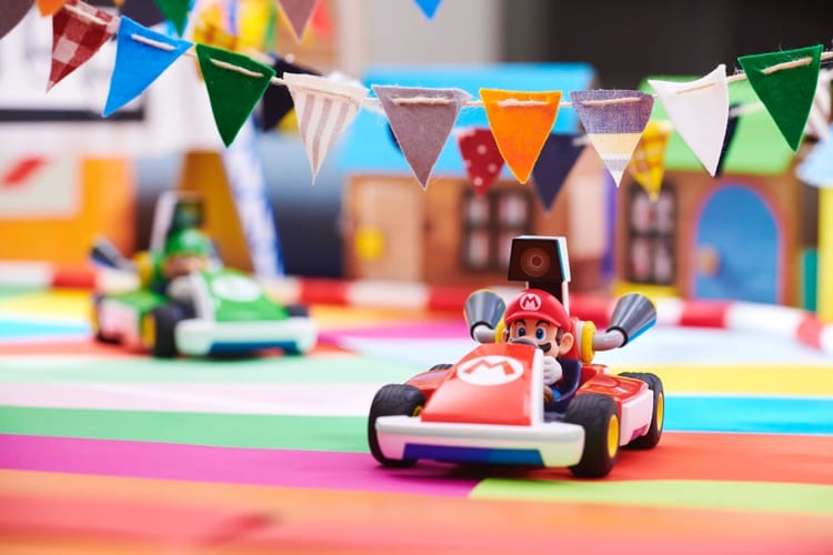 Mario Kart part en Live et se révèle en détail
