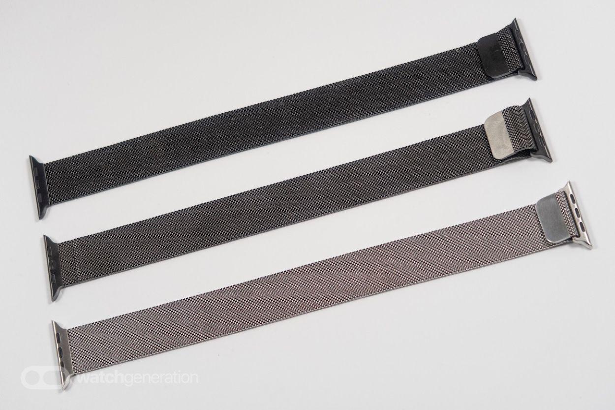 AppleWatch: vous êtes plutôt gris, gris, ou gris?