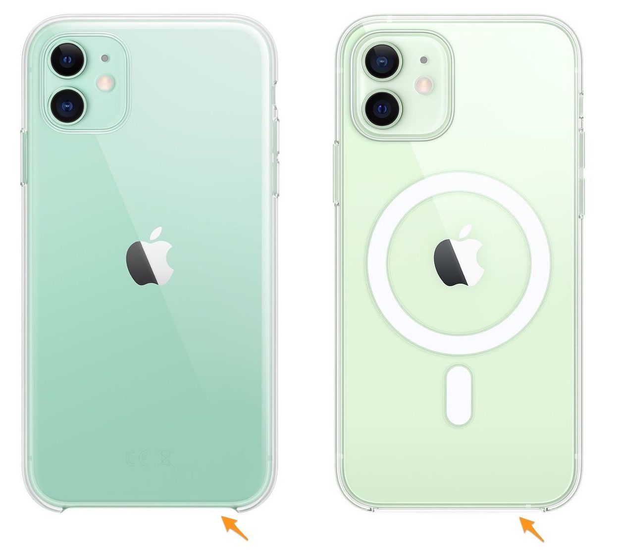 mg 13d8fde0 w1287 w828 w1250 - Apple cases even cover the bottom of iPhone 12s - iGeneration
