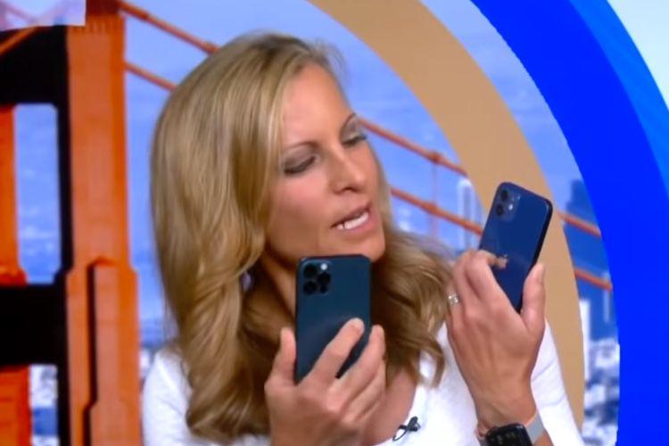 video en galerie : Première brève prise en main de l'iPhone 12