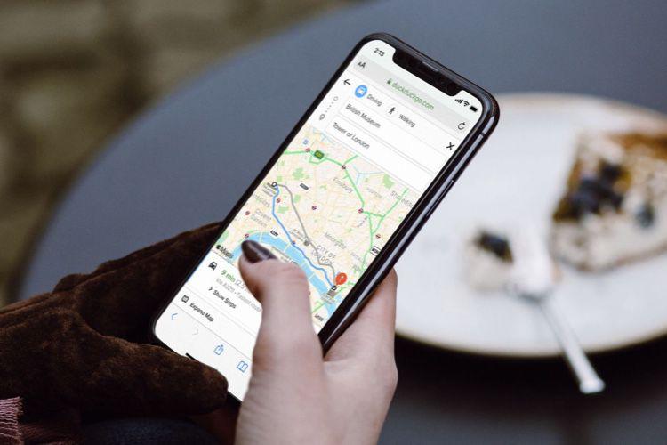 DuckDuckGo ajoute les itinéraires à ses cartes, toujours grâce à Apple Plans