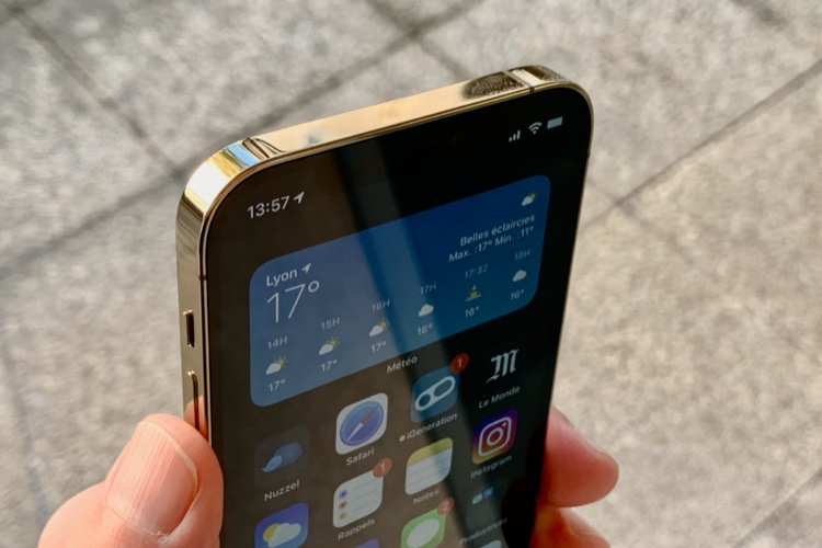 Test de l'iPhone 12 Pro : passe-partout