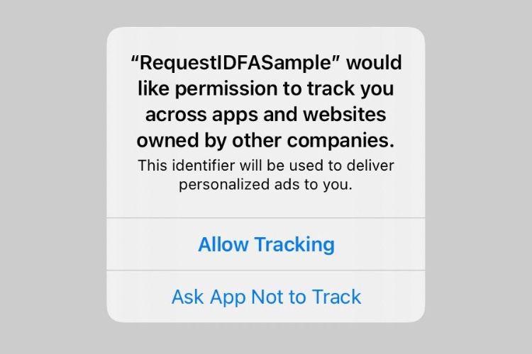 Apple défend le futur encadrement publicitaire d'iOS 14