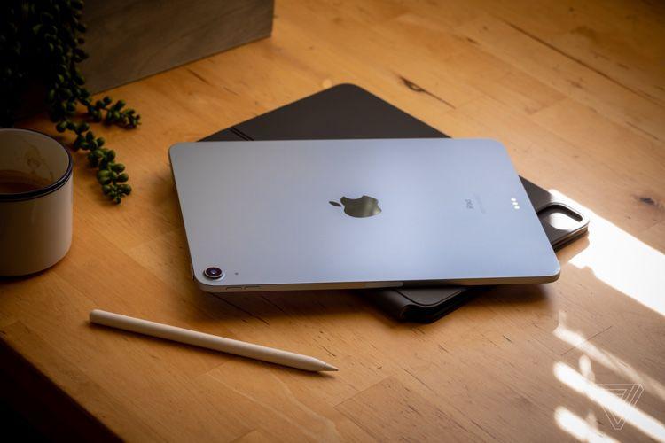Revue des premiers tests de l'iPadAir4