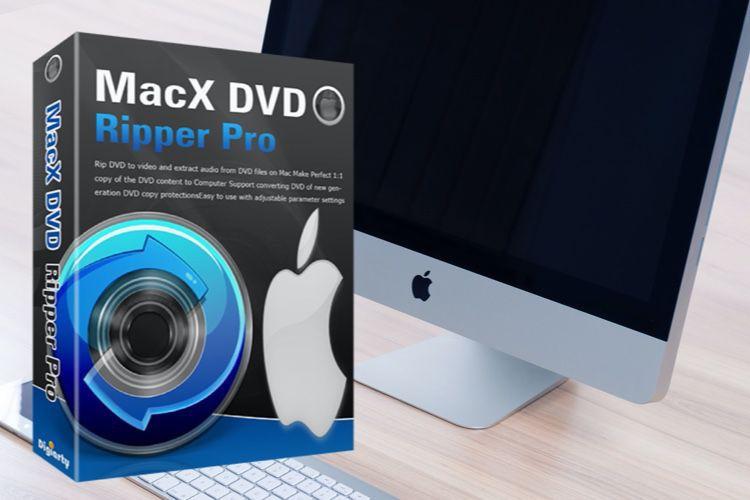 Offre d'Halloween : MacX DVD Ripper Pro à moitié prix, MacX Video Converter offert  📣