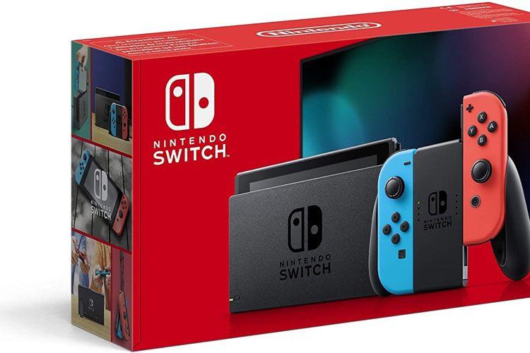 Prime Day: la Nintendo Switch + Animal Crossing à 279€