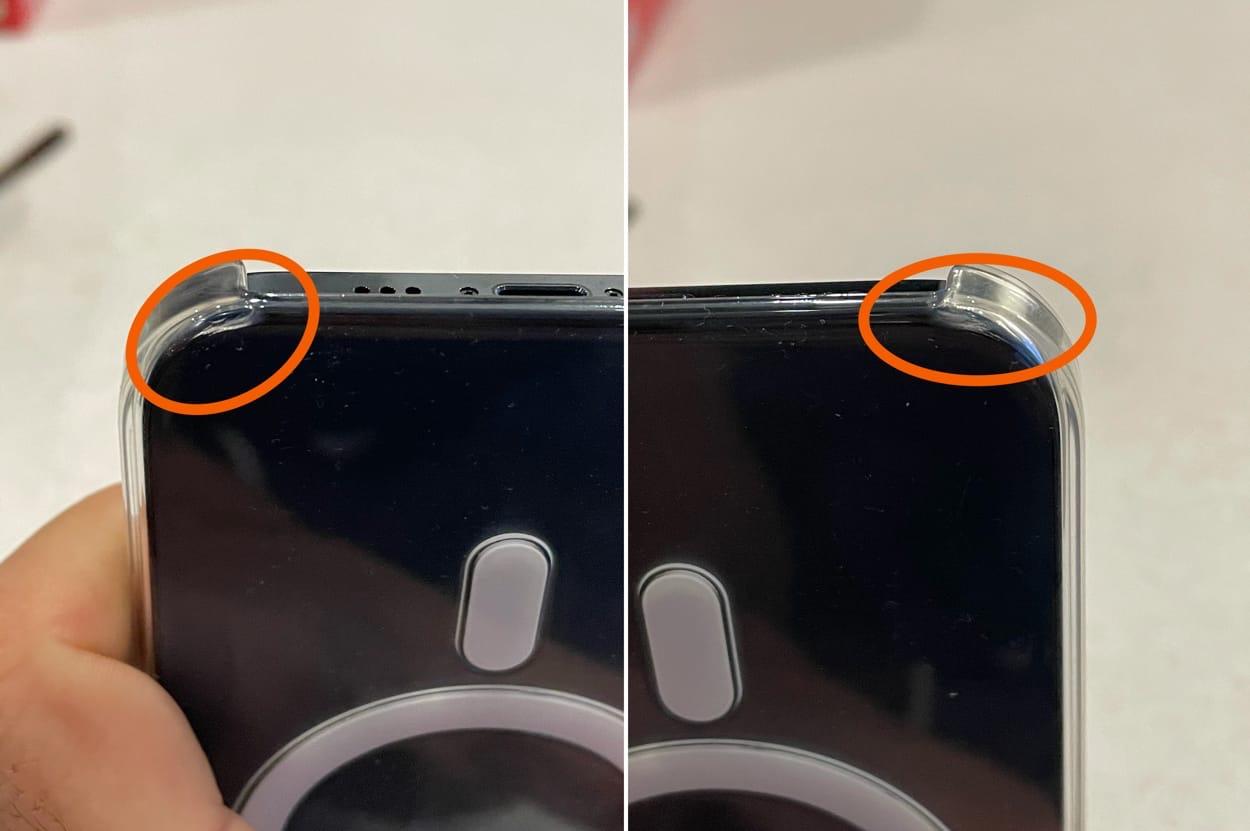 La coque transparente des iPhone 12 est-elle trop fragile ...