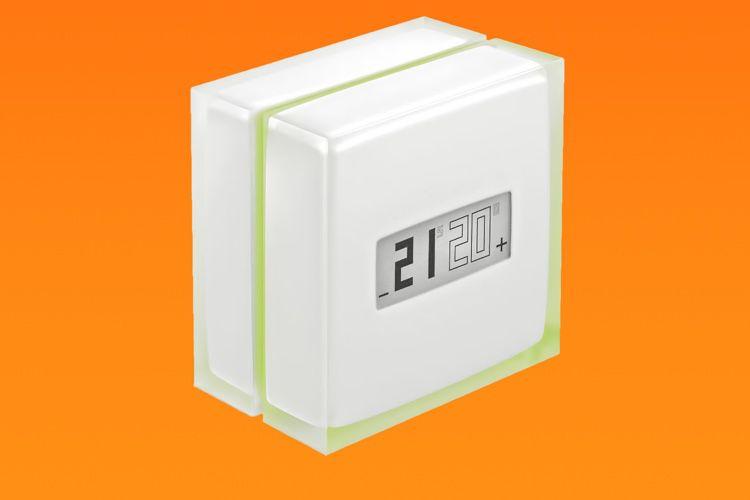 Netatmo : un thermostat plus intelligent pour les chaudières OpenTherm