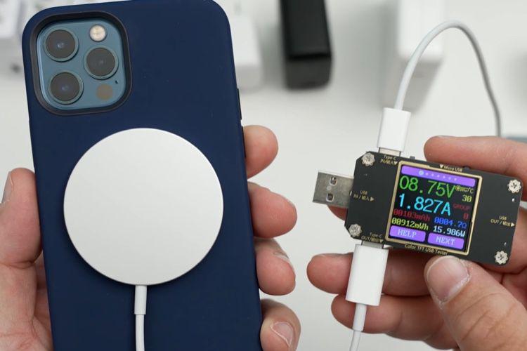 Le chargeur MagSafe n'a pas besoin de l'adaptateur 20W d'Apple pour charger à 15W 🆕