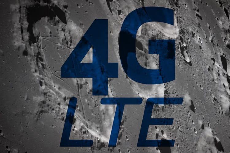 Nokia va installer un réseau 4G sur la Lune pour le compte de la NASA