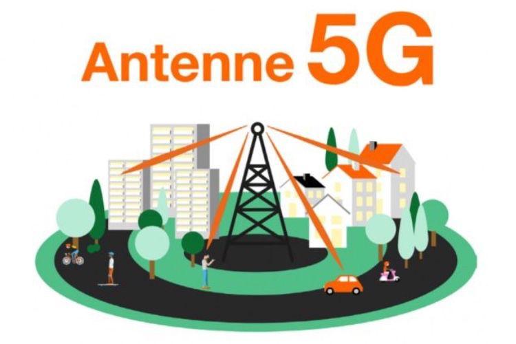 Des réseaux 5G mutualisés entre Orange et Free
