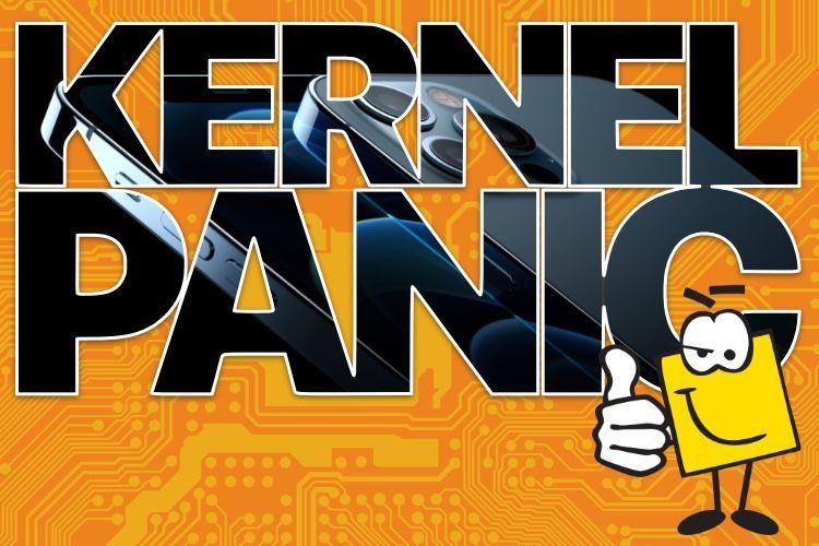 Kernel Panic #08 : nos impressions sur l'iPhone 12 !