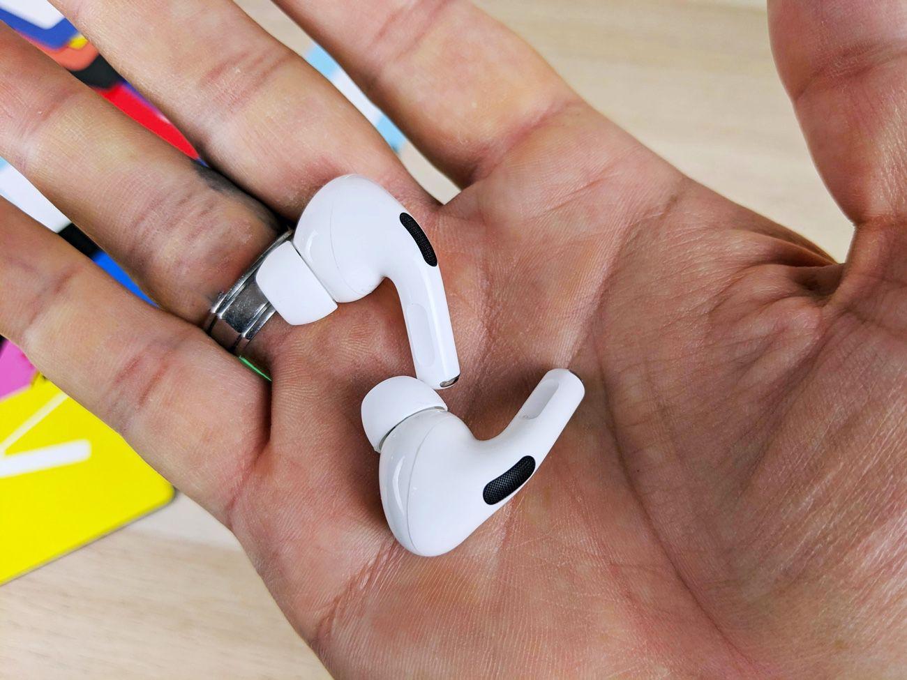 Apple met en place un programme de remplacement — AirPods Pro défectueux