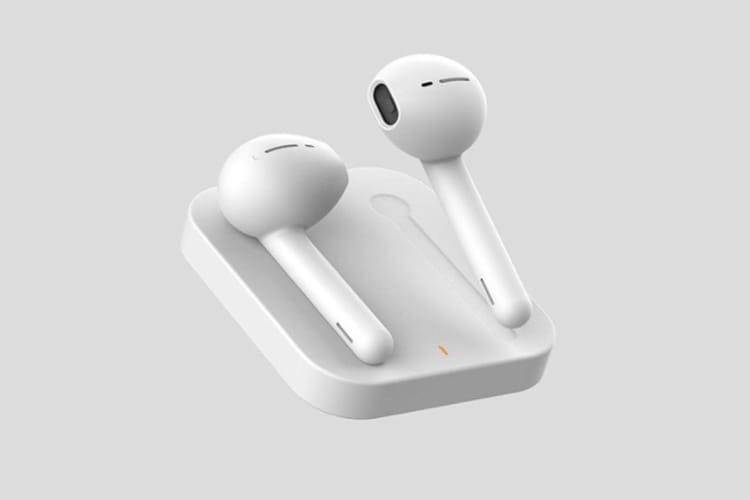 AirPods: un brevet imagine un boîtier de charge magnétique au dos des iPhone