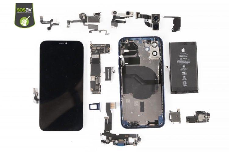 Démontage en français de l'iPhone 12 Pro
